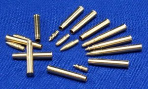 RB MODEL 35P21 - 1:35 Ammunition 57mm OQF 6 pdr L/50 & L/36.5 for Crusader, Cromwell, Churchill