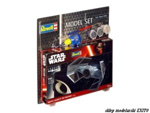 REVELL 63602 - 1:121 Darth Vader's TIE Fighter Model Set