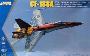 KINETIC 48079 - 1:48 CF-188A 20 Years of Service RCAF
