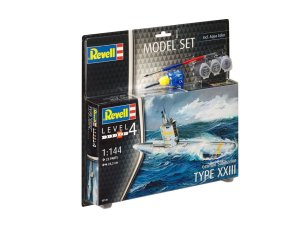 REVELL 65140 - 1:144 German Submarine Type XXIII