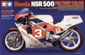 TAMIYA 14099 - 1:12 Honda NSR500 Factory Color