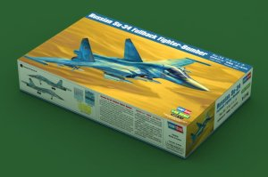 HOBBY BOSS 81756 - 1:48 Russian Su-34 Fullback Fighter-Bomber