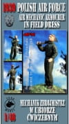 TORO MODEL 48F02 - 1:48 Air mechanic / armourer in field dress Polish Air Force 1939