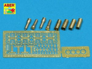ABER R-19  - 1:35 Shock-absorber for Pzkpfw. III Ausf. H-N & StuG III Ausf. B-G
