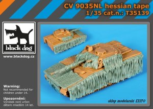 BLACK DOG T35139 - 1:35 CV 9035NL hessian tape
