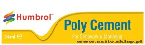 HUMBROL Poly Cement 24 ml