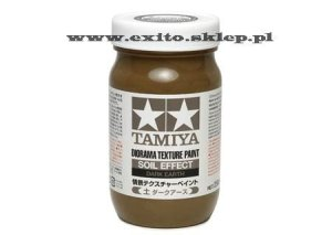 TAMIYA 87121 - Diorama Texture Paint - Soil Effect - Dark Earth