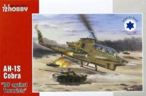 SPECIAL HOBBY 72277 - 1:72 AH-1S Cobra - IDF against Terrorists