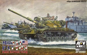 AFV CLUB 35060 - 1:35 M60A1 Patton