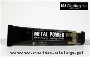 502 Abteilung 200 - Metal Power - Gold