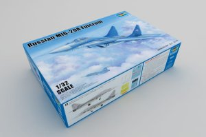TRUMPETER 03223 - 1:32 Russian MiG-29A Fulcrum