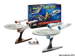 REVELL 05721 - Star Trek Anniversary Set