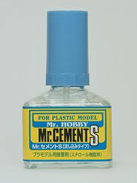 MR.HOBBY MC129 - Mr. Cement S