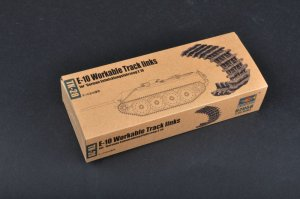 TRUMPETER 02058 - 1:35 E-10 Workable Track links