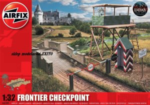 AIRFIX 06383 - 1:32 Frontier Checkpoint