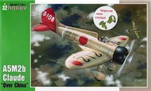 SPECIAL HOBBY 32051 - 1:32 A5M2b Claude Over China