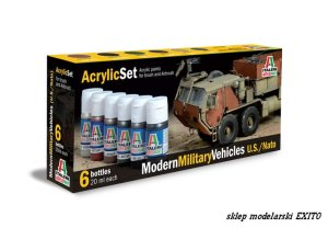 ITALERI 442 AP - Modern Military Vehicles U.S. / NATO