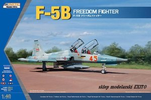 KINETIC 48021 - 1:48 F-5B Freedom Fighter