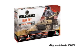 ITALERI 56501 - 1:56 World of Tanks - Pz.Kpfw.VI Tiger