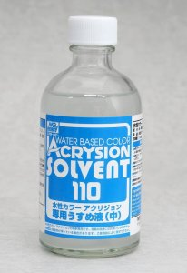 MR.HOBBY T302 - Acrysion Solvent 110 ml