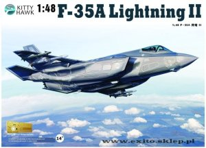 KITTY HAWK 80103 - 1:48 F-35A Lightning II
