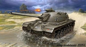 REVELL 03206 - 1:35 M48 A2/A2C