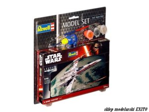 REVELL 63601 - 1:112 X-Wing Fighter Model Set