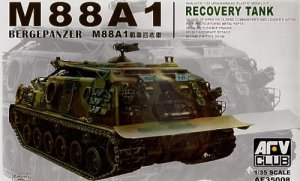 AFV CLUB 35008 - 1:35 M88A1 Recovery Vehicle