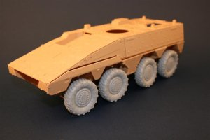 PANZERART 35061 - 1:35 Wheels for Boxer MRAV