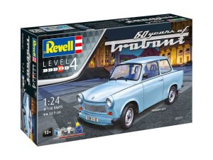 REVELL 07777 - 1:24 Trabant 601S - 60 Years of Trabant