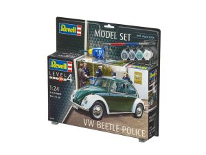 REVELL 67035 - 1:24 VW Beetle Police