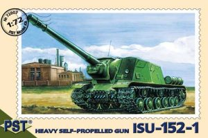 PST 72007 - 1:72 ISU-152-1 Heavy Self-propelled Gun