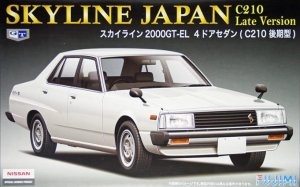Fujimi 038766 - 1:24 ID-174 Skyline 4door 2000 GT-E