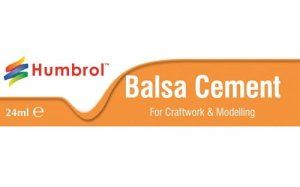 HUMBROL AE0603 - Balsa Cement 24 ml