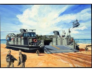 TRUMPETER 00107 - 1:144 USMC Landing Craft Air Cushion