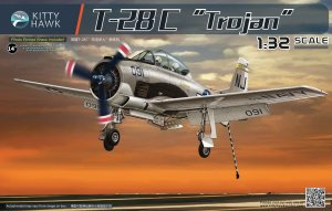 KITTY HAWK 32015 - 1:32 T-28C Trojan