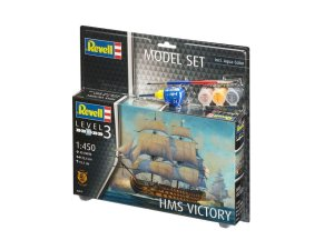 REVELL 65819 - 1:450 HMS Victory