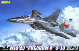 GREAT WALL HOBBY 4813 - 1:48 MiG-29 Fulcrum C 9-13