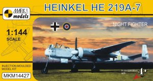 MARK I 14427 - 1:144 Heinkel He 219A-7 Uhu Night Fighter