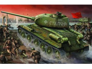 TRUMPETER 00904 - 1:16 T-34/85 mod. 1944 Factory No. 174