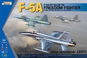 KINETIC 48020 - 1:48 F-5A Freedom Fighter