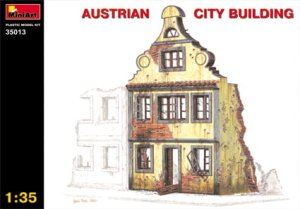 MINIART 35013 - 1:35 Austrian City Building