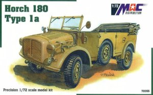 MAC 72055 - 1:72 Horch 180 Type 1a