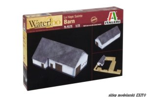 ITALERI 6175 - 1:72 La Haye Sainte - Barn - Waterloo 200 years series