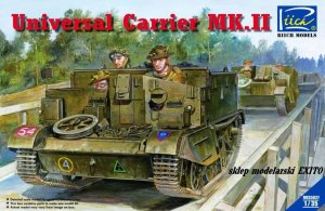 RIICH MODELS 35027 - 1:35 Universal Carrier Mk.II (Full Interior)