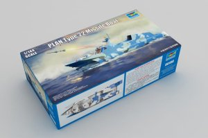 TRUMPETER 00108 - 1:144 PLAN Type 22 Missile Boat