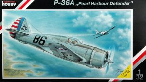 SPECIAL HOBBY 32003 - 1:32 Curtiss P-36A Hawk Pearl Harbour Defender