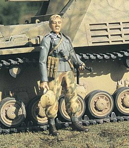 M-MODEL 35029 - 1:35 Panzergrenadier - Falaise 1944