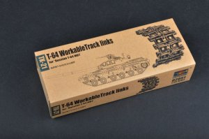 TRUMPETER 02051 - 1:35 T-64 Workable Track links