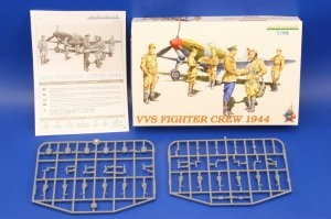 EDUARD 8509 - 1:48 VVS Fighter Crew 1944